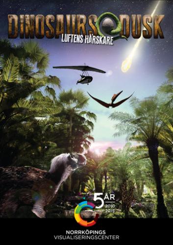 Dinosaurs at Dusk 3D