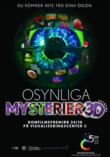 Osynliga Mysterier 3D